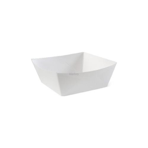 Food Tray (White Board) - #7 SQUARE - DETPAK