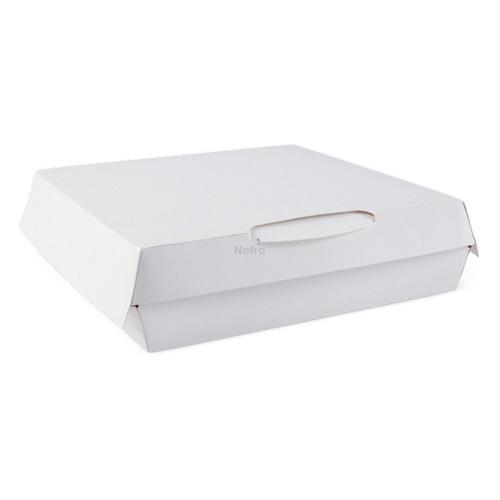 """Pizza Clam 6"""" (White Board) - DETPAK - Single Side"""