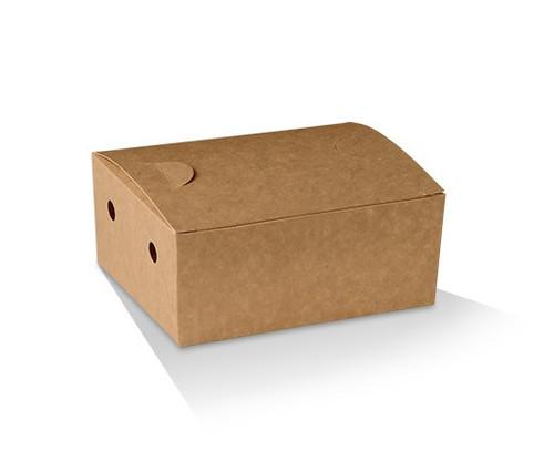 Snack Box - JUNIOR with Vent Holes - [SBJ]