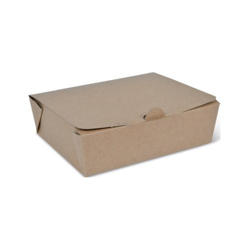 Takeaway Box (Brown Kraft) - MEDIUM (800ml) - DETPAK