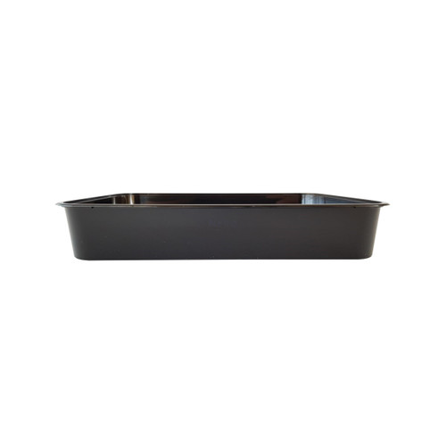 Rectangular Container [G-500B] - 500ml Black