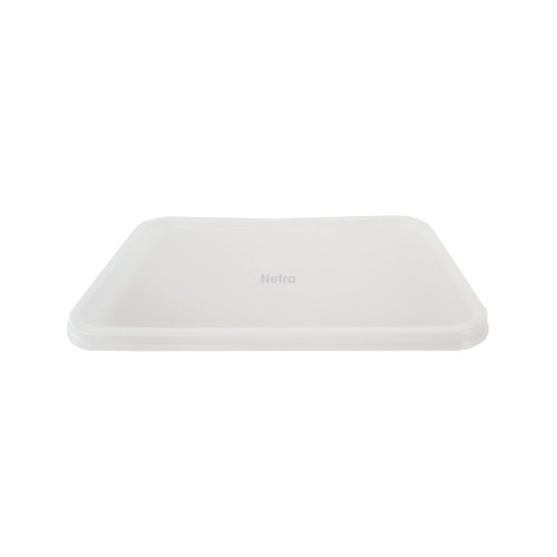 LID FLAT (PP) - [G-LID] Clear / suits Rectangular Container