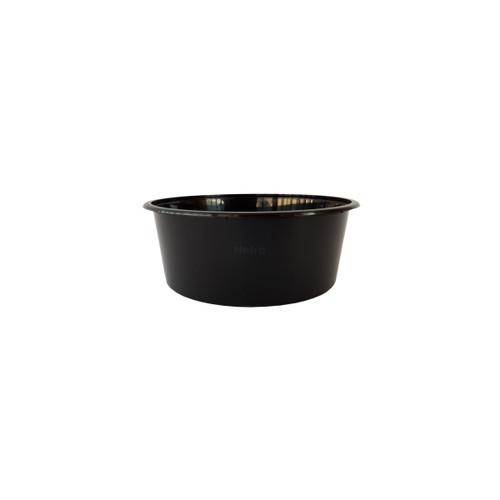 Round Container [RB 280] - 280ml Black