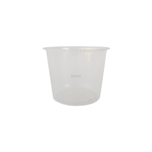 Round Container [RB 700] - 700ml Clear