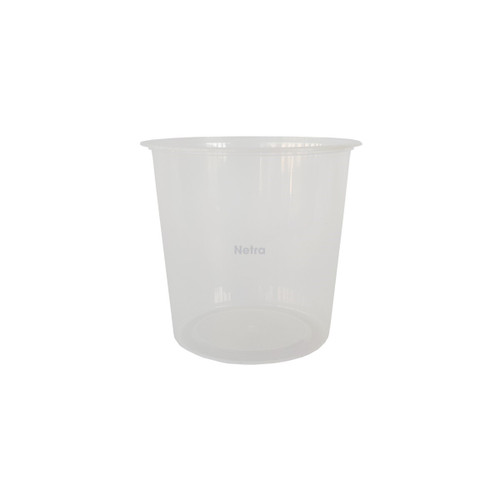 Round Container [RB 850] - 850ml Clear