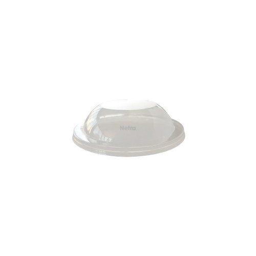 LID DOME (PP) - [RDOMELID] - LARGE Clear / suits LARGE Round Container 220-850ml
