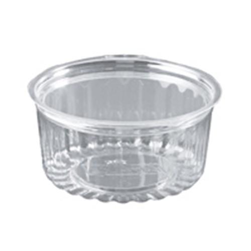 Sho Bowl (PET) - 8oz (227ml) with Hinged FLAT LID