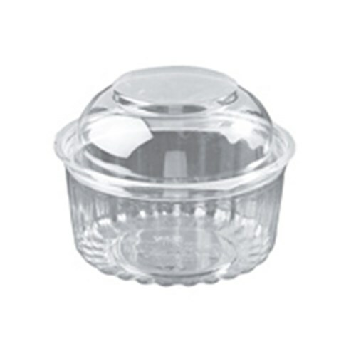 Sho Bowl (PET) - 12oz (341ml) with Hinged DOME LID