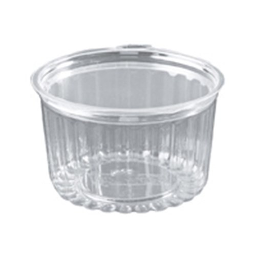 Sho Bowl (PET) - 16oz (455ml) with Hinged FLAT LID