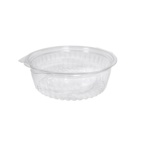 Sho Bowl (PET) - 20oz (568ml) with Hinged FLAT LID