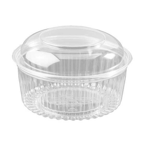 Sho Bowl (PET) - 32oz (909ml) with Hinged DOME LID