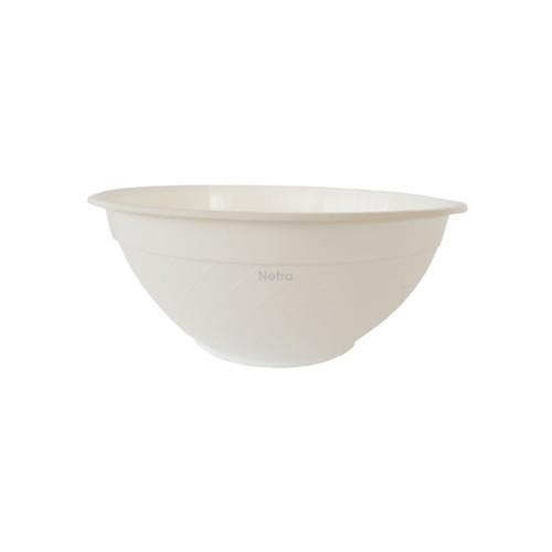 Laksa Bowl (Plastic) - 750ml White [750BOWLW]