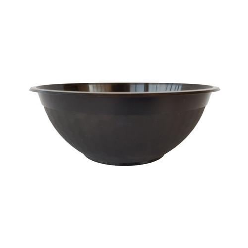 Laksa Bowl (Plastic) - 900ml Black [900BOWLB]