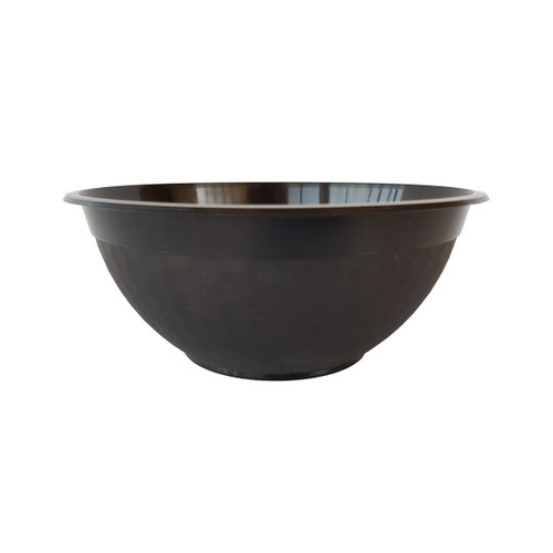 Laksa Bowl (Plastic) - 1050ml Black [1050BOWLB]