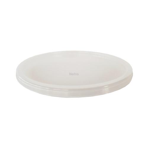 LID FLAT (PP) - LAKSA - 180mm Clear / suits Laksa Bowl 900-1050ml