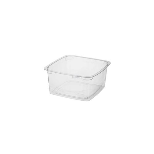 Castaway - Reveal (PET) - Square Container - 250ml MEDIUM