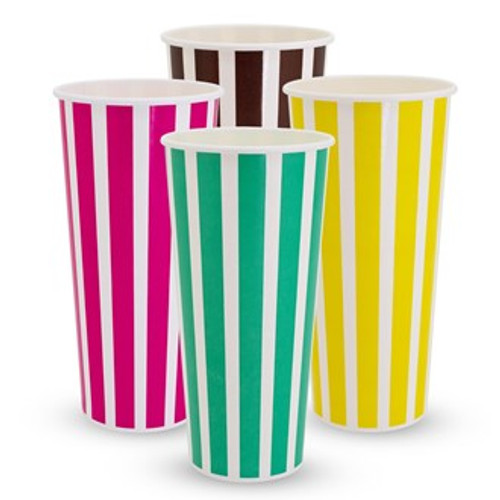 Milkshake Cup (Paper) - 22oz (625ml) - [CSCC22]