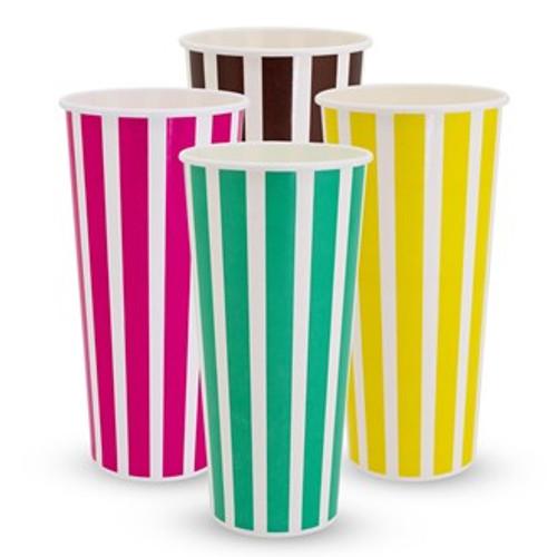 Milkshake Cup (Paper) - 24oz (795ml)