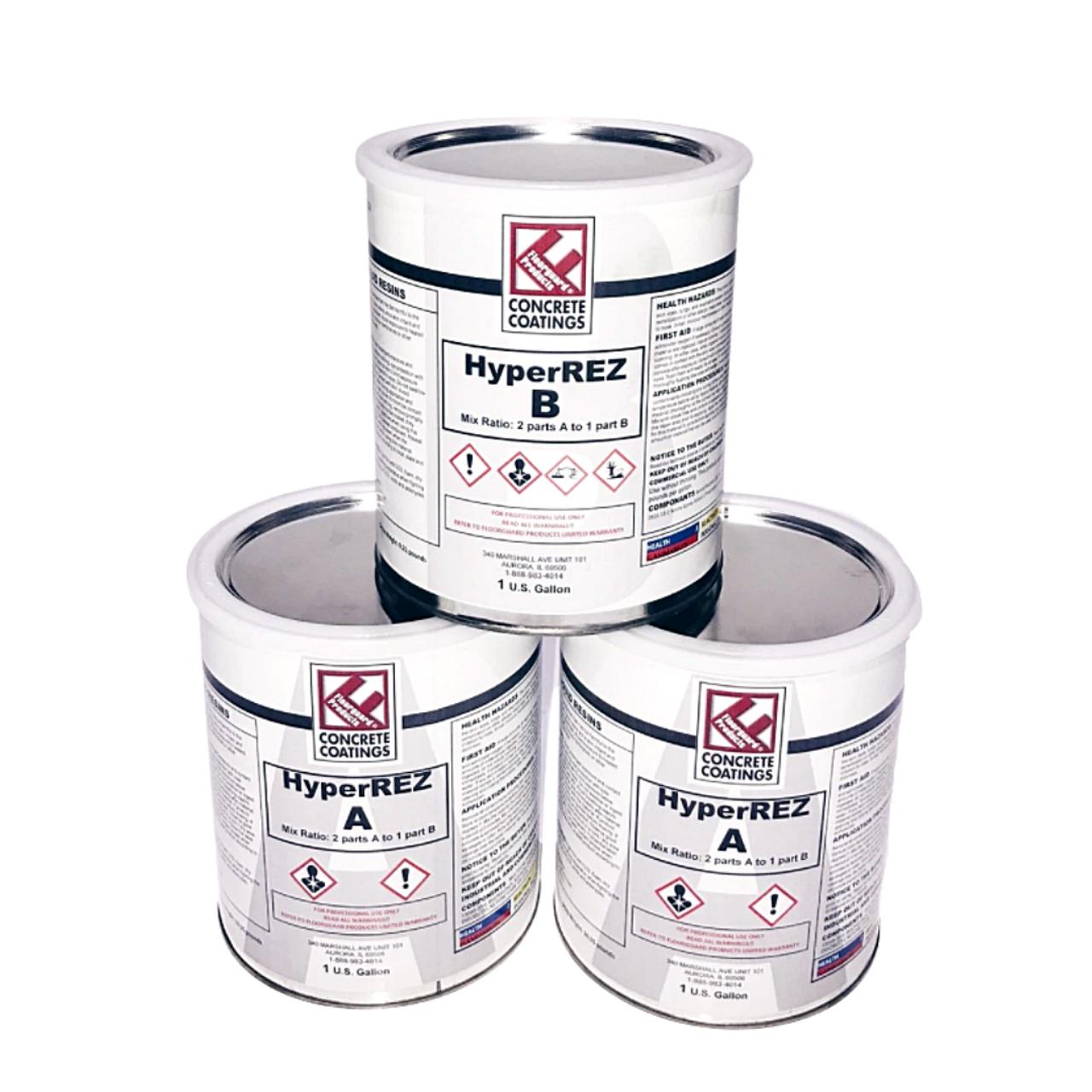 HyperREZ UV® - 3 Gallon Kit