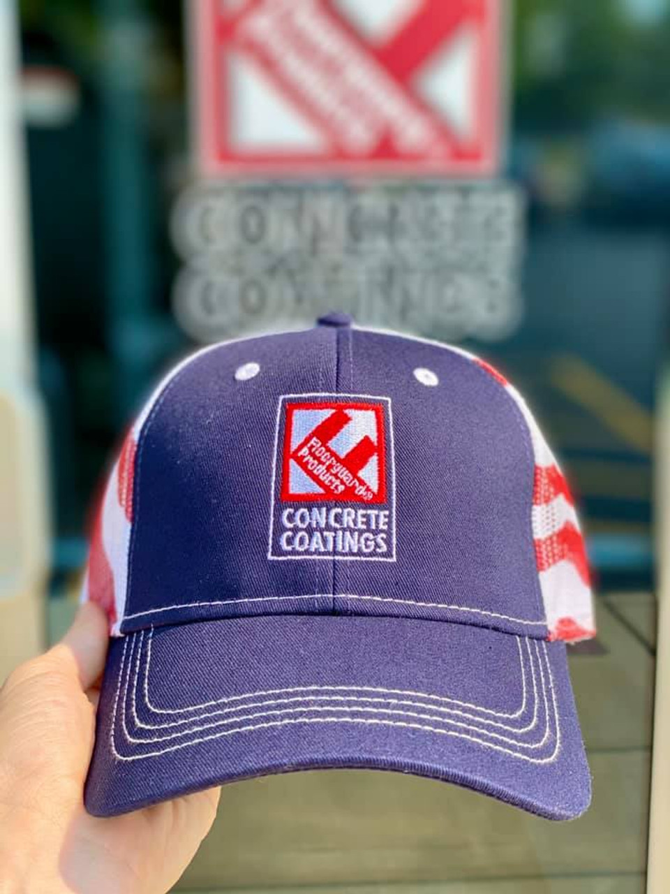 FGP Merch- USA Hat