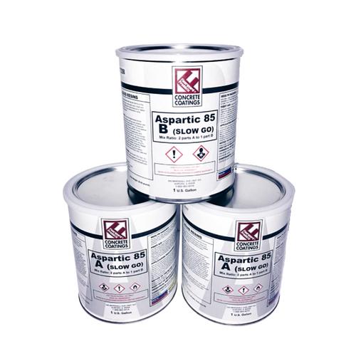 Aspartic 85 Slow Go® - 3 Gallon Kit