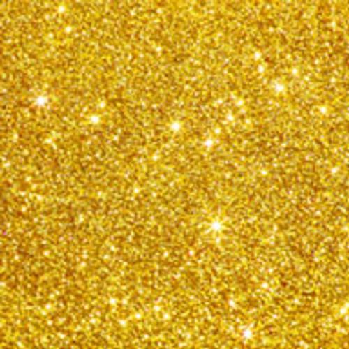 Yellow Glitter (per lb.)- SHIPS FROM TORGINOL
