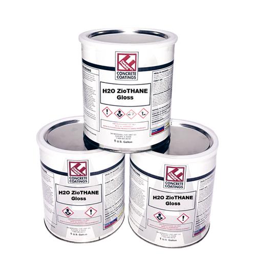 H20 ZioTHANE (Gloss) 3 Gallon Kit