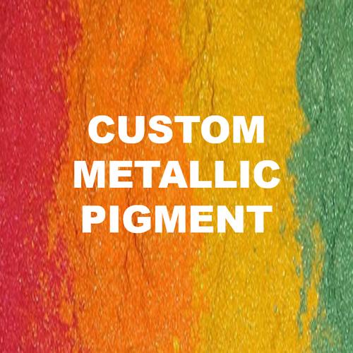 Custom Metallic Pigment - 4 oz. Container