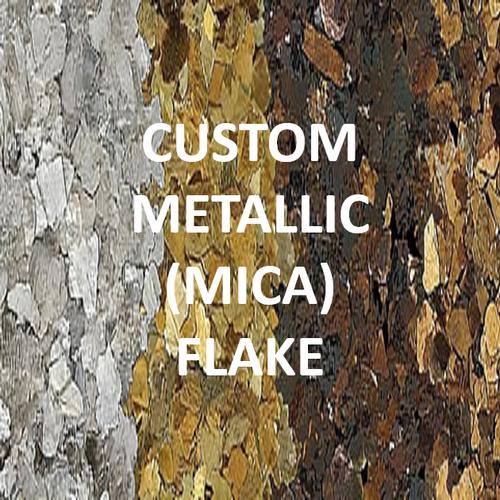 Custom SOLID Mica Flake - Macro (per lb.)