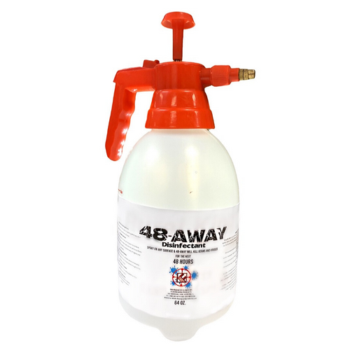 48-AWAY - Virus & Bacteria Disinfectant (64 oz. Spray Bottle)