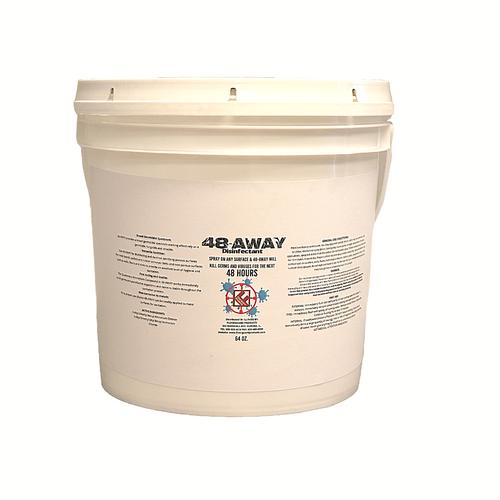 48-AWAY - Virus & Bacteria Disinfectant (2-Gal Bucket)