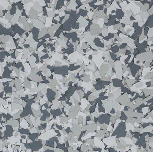 """GRAVEL (Torginol's FB-414 Gravel) - Granite Flake 1/4"""" (40 lb.)"""