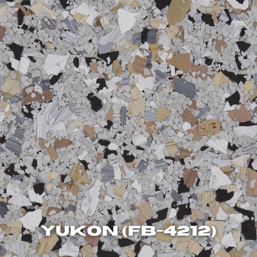 YUKON (Torginol's FB-4212)- Terrazzo Flake (40 lb.)