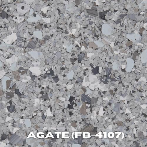AGATE (Torginol's FB-4107)- Hybrid Stone Flake (40 lb.)
