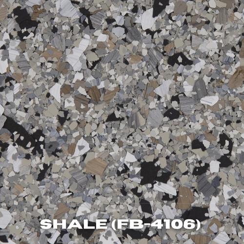 SHALE (Torginol's FB-4106)- Hybrid Stone Flake (40 lb.)