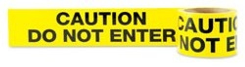"1000' x 3"" Caution Tape"