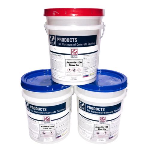 Aspartic 100 Slow Go® - 15 Gallon Kit