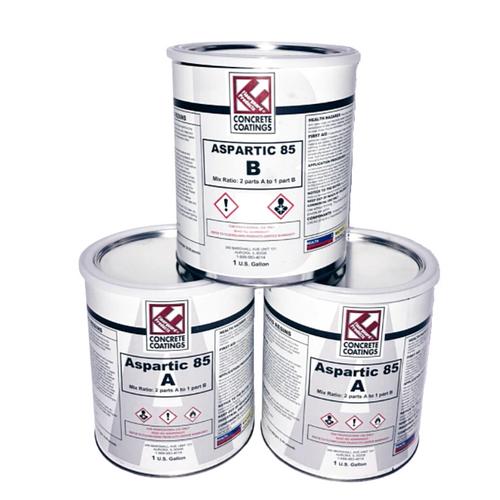 Aspartic 85 - 3 Gallon Kit