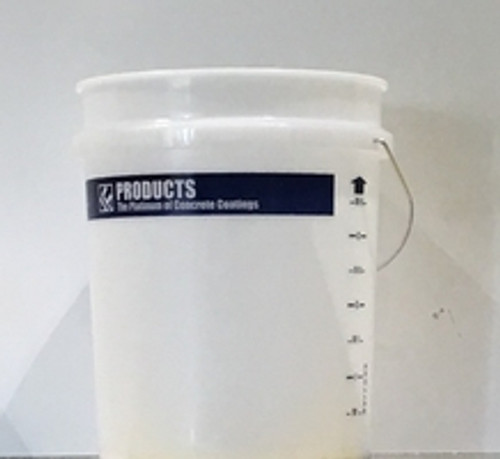 5-Gallon Plastic Mixing Bucket