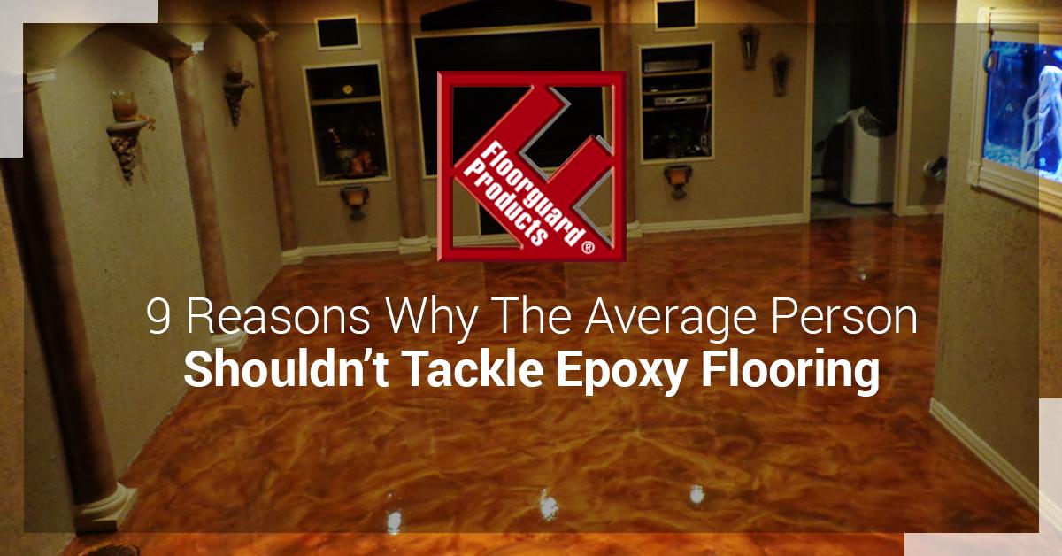 The Reasons Epoxy Floor Coatings Beats Other Types Of Basement
