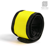 2 Pack LED Slap Armband Lights Glow Band for Running Jogging Walking 35cm Yellow