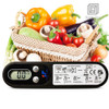 Luggage Scale Electronic Balance Postal Hanging Strap Scale | Digital LCD Display for Traveling (Black)