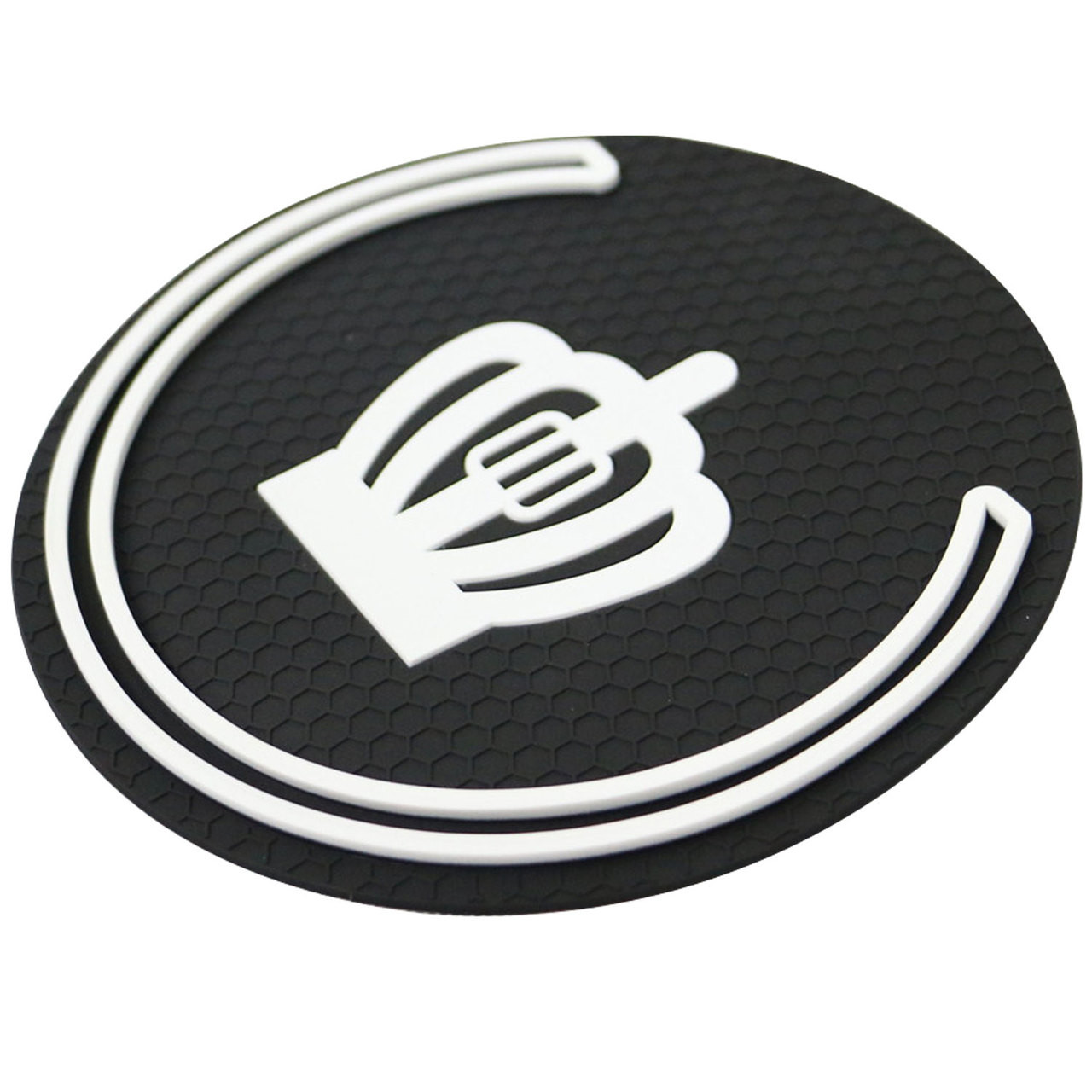Magic Crown Anti-Slip Car Dashboard Sticky Pad Non-Slip Mat GPS Phone Holder 1PC