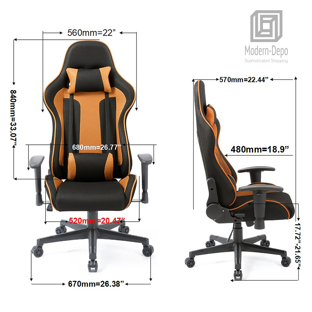 Wondrous Gaming Chair Racing High Back Mesh Office Chair Ergonomic Backrest And Seat Height Adjustment Computer Desk Chair Executive And Ergonomic Style Cjindustries Chair Design For Home Cjindustriesco