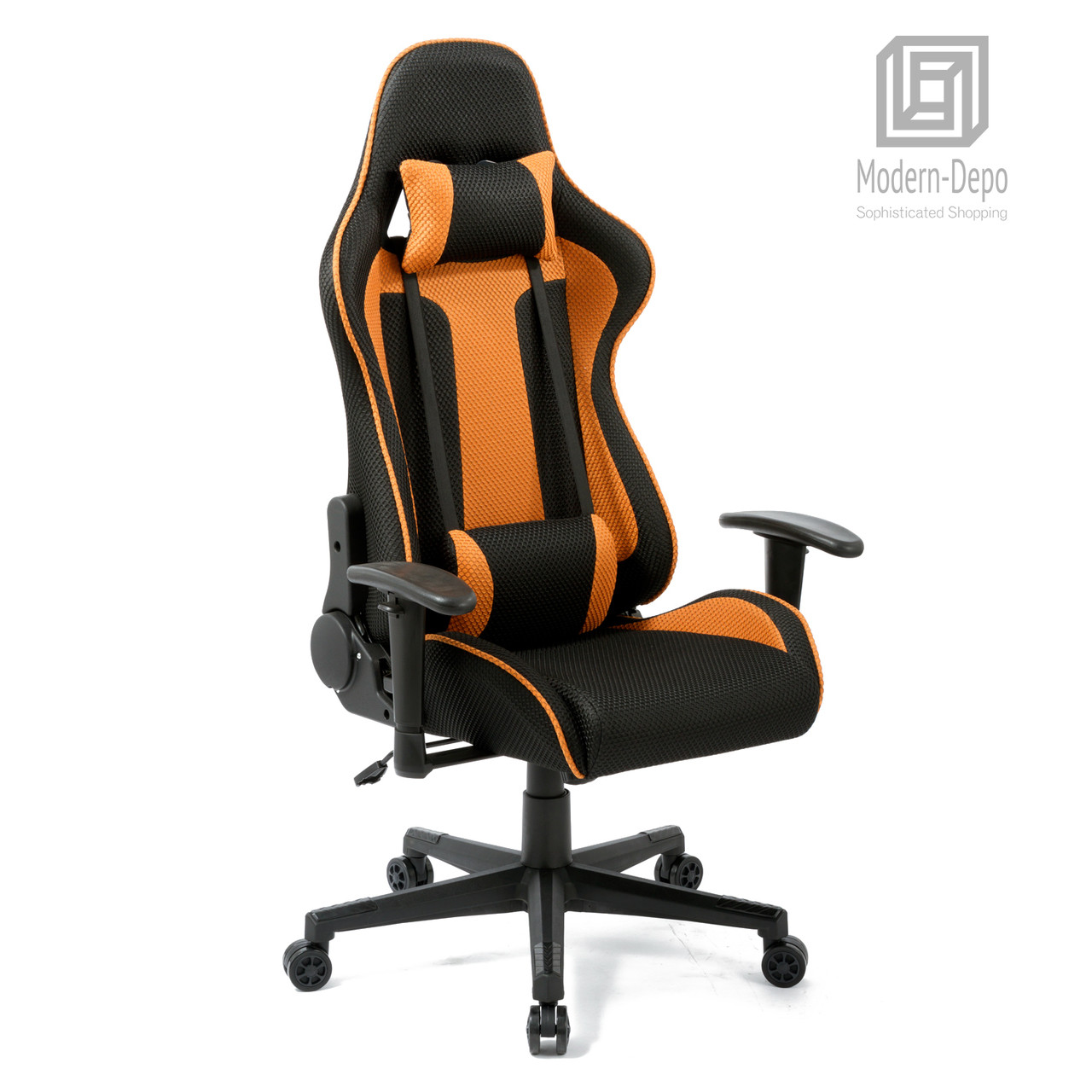 Prime Gaming Chair Racing High Back Mesh Office Chair Ergonomic Backrest And Seat Height Adjustment Computer Desk Chair Executive And Ergonomic Style Home Interior And Landscaping Ologienasavecom