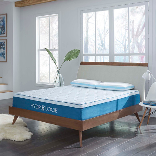 "10"" Cool Gel Memory Foam Mattress King Size Medium Firm CertiPUR-US Certified"