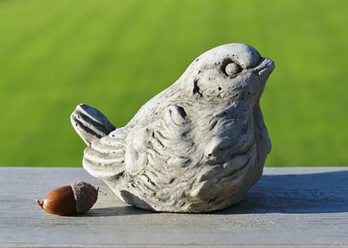 Stone Bird Garden Ornament Statue