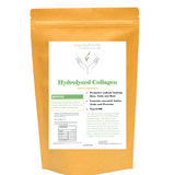 Hydrolyzed Collagen Powder for increased Hair Growth and Volume/Shine