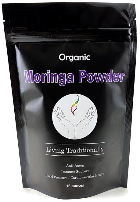 Organic Moringa Oleifera Powder
