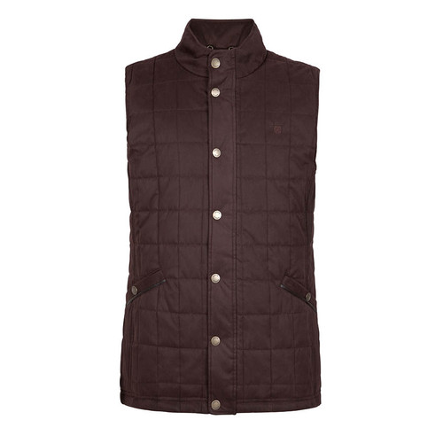 Yeats Quilted Vest36814